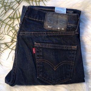 Levi's 511 Dark Jeans 30*30 NWOT